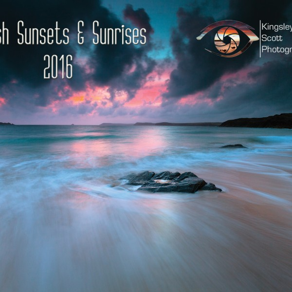 Cornish Sunset & Sunrise Calendar 2016